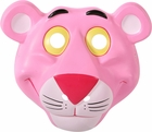 PVC Pink Panther Costume Mask