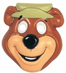Yogi Bear PVC Costume Mask