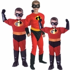 Incredibles Dash Costumes