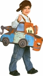 Child's Cars Tow Mater Costume