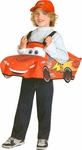Child's Cars Lightening McQueen Costume