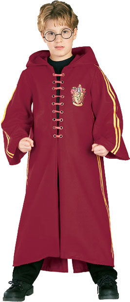 Child's DLX Quiddich Robe