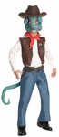 Child's Cowboy Rango Costume