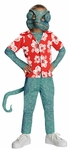 Child's Hawaiian Rango Costume