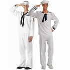 White Navy Sailor Costumes
