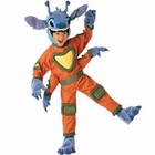 Child's Toddler Alien Stitch Costume