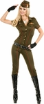 Women's Air Force Angel Costume