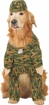 Army Dog Costume