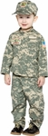 Toddler US ARMY Uniform Costume