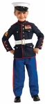 Child Marine Costume Uniform