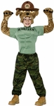 Child's Marine Corps Bulldog Costume
