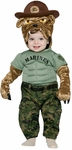 Toddler Marine Corps Bulldog Costume
