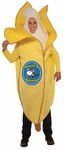 Adult Peeling Banana Costume