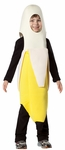 Child's Peeled Banana Costume