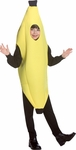 Child's Small Banana Costume