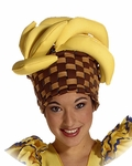 Chaquita Banana Costume Hat