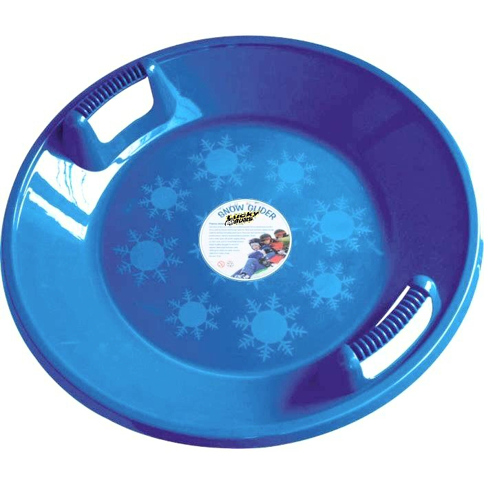 Lucky Bums Twin Pack Snow Saucer Disc