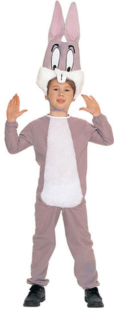 Toddler Bugs Bunny Costume