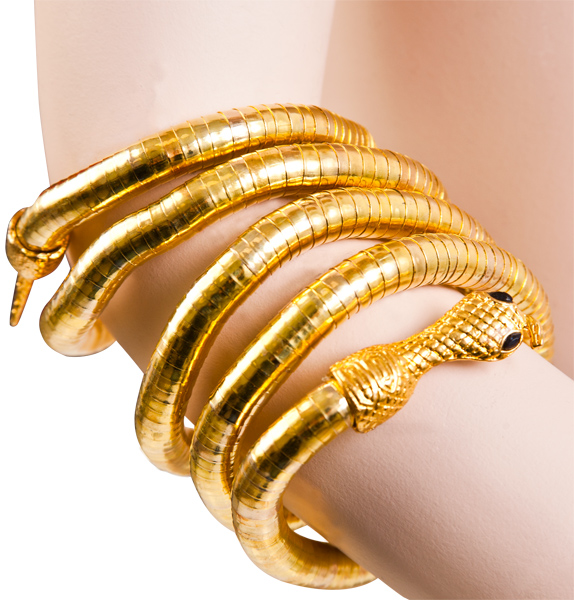Deluxe Snake Arm-Band