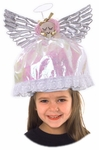 Kid's Christmas Angel Hat