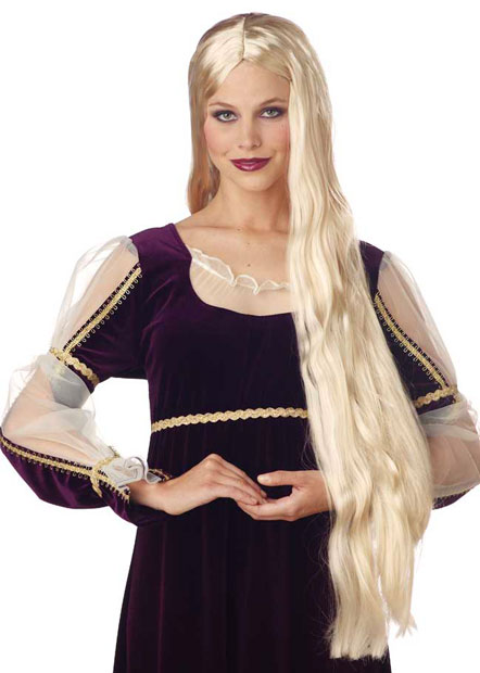 Super Long Blonde Wig