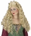 Blonde Noble Princess Wig