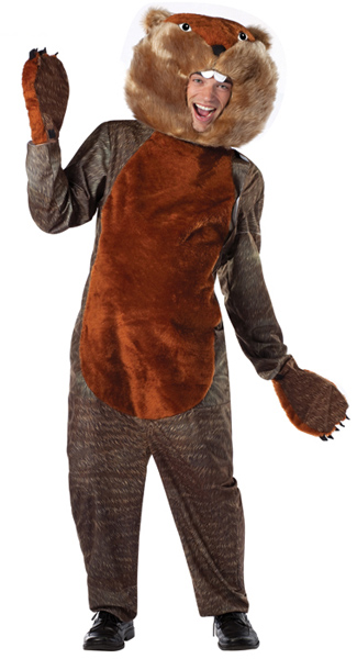 Caddyshack Gopher Costume