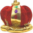 Velvet Kings Crown Hat