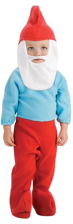 Toddler Papa Smurf Romper Costume