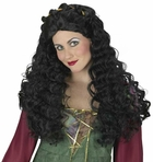 Black Noble Princess Wig