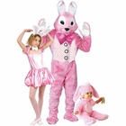 Pink Bunny Costumes