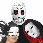 White Costume Masks