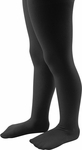 Infant Black Nylon Tights
