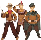 Boy's 3-in-1 Costume Set