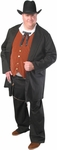 Plus Size Western Gunslinger Costume