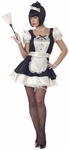 Sexy Naughty French Maid Costume