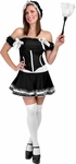 Teen Sexy French Maid Costume