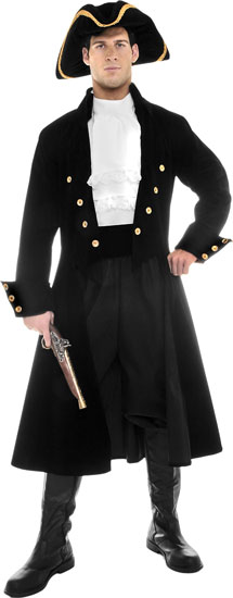 Captain Bligh Costume