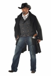 Plus Size Gunslinger Cowboy Costume