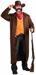 Plus Size Old West Gunfighter Costume