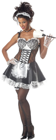 Adult Sexy House Maid Costume