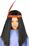 Child's Indian Boy Wig