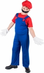 Child's Super Mario Brothers Costume