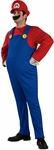 Adult Deluxe Mario Brothers Costume