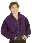 Adult Purple Pirate Shirt