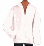 Adult White Alpine Costume Shirt