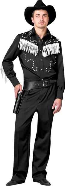 Cowboy Sharp Shooter Theater Plus Size Costume