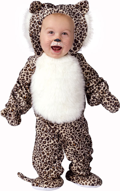 Infant Little Leopard Costume