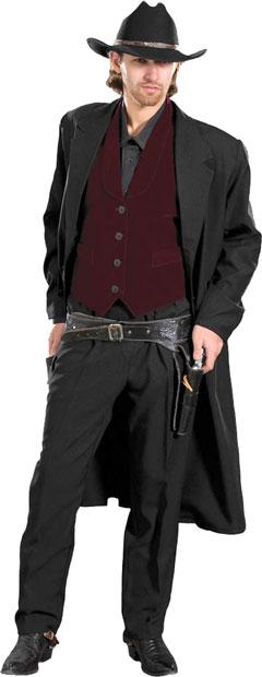 Gunslinger Cowboy Theater Plus Size Costume