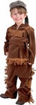 Toddler Daniel Boone or Lewis and Clark Costume